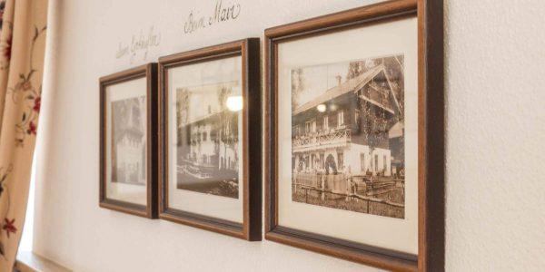 Hotel Pension Cafe Schweizerhaus Weyarn - Gastraum Bilder