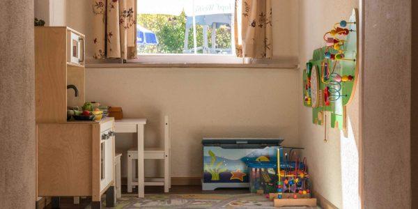 Hotel Pension Cafe Schweizerhaus Weyarn - Spielecke Kinder