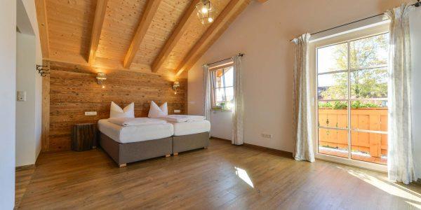 Hotel Pension Schweizerhaus Weyarn - Altholzzimmer Doppelzimmer