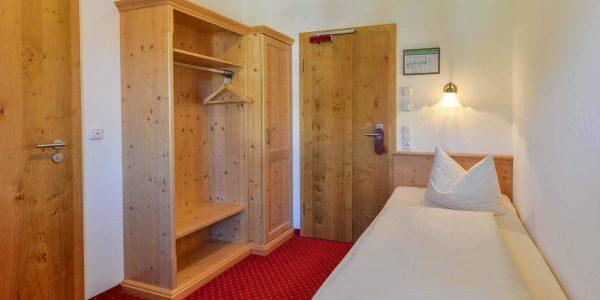 Hotel Pension Schweizerhaus Weyarn - Einzelzimmer