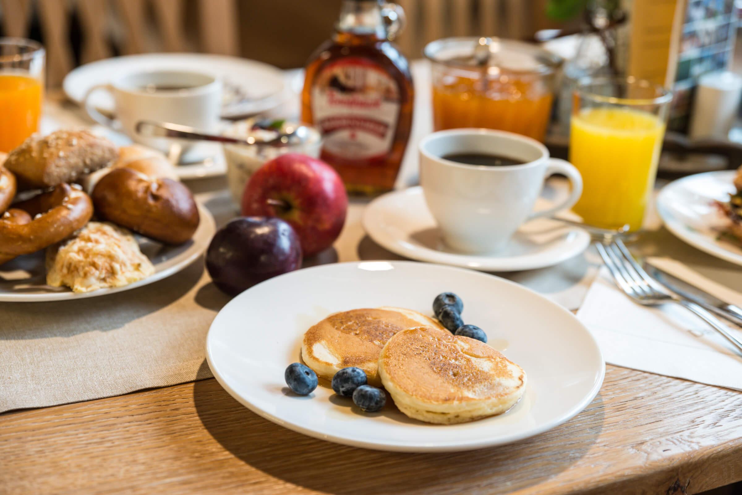 """Breakfast """"BeimSchweizer"""""""