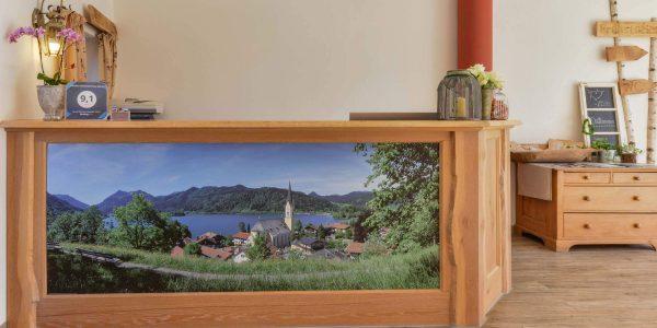 Hotel Pension Schweizerhaus Weyarn - Rezeption