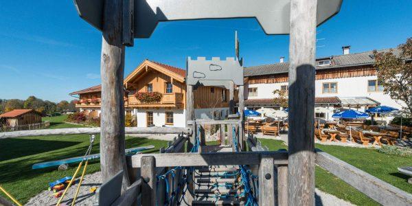 Hotel Pension Schweizerhaus Weyarn - Spielplatz
