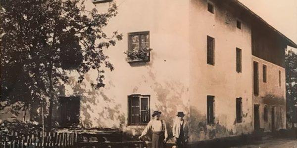 Pension Schweizerhaus 1917
